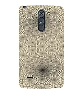 PrintVisa Modern Art Web Pattern 3D Hard Polycarbonate Designer Back Case Cover for LG G3 STYLUS