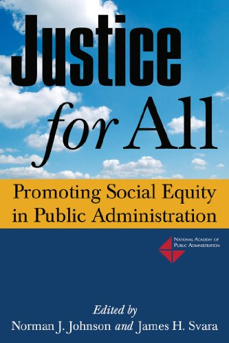 Justice for All: Promoting Social Equity in Public...