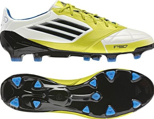 Adidas F50 adizero FG Leder Fußballschuh HERREN
