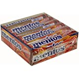 Mentos Chewy Mints, Cinnamon Flavor, 12 Rolls per Pack, 1.05 oz each (12.6 oz total)