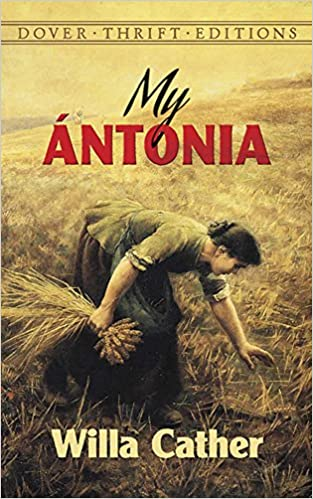 a review of the story of my antonia Find helpful customer reviews and review ratings for my antonia at amazoncom read honest and unbiased product at the beginning of the story we meet antonia.