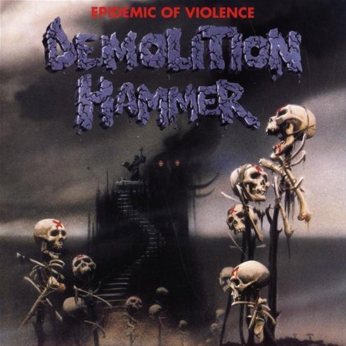 Epidemic of Violence Import Edition by Demolition Hammer (2008) Audio CD