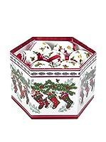 Decoracion Navideña Set Colgante decorativo 14 Uds. Árbol Navidad Acebo Memory