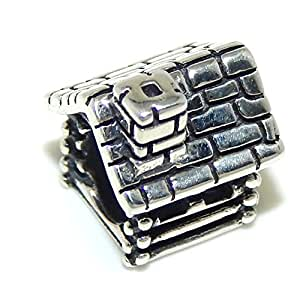 pro jewelry 925 sterling silver quot log cabin
