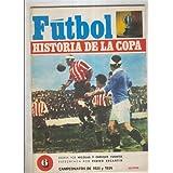 Futbol historia de la Copa fasciculo numero 06: Campeonatos de 1923 y 1924