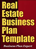 img - for Real Estate Business Plan Template (Including 6 Free Bonuses) book / textbook / text book