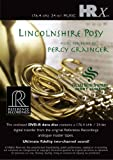 パーシー・グレインジャー:モールバラ公爵のファンファーレ 他 (Percy Grainger\'s / LINCOLNSHIRE POSY / performed by the Dallas Wind Symphony) [Import DVD-R (for PC-Audio) from USA]