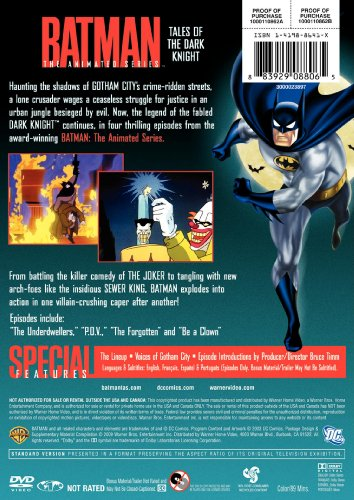 Batman: The Animated Series - Tales of the Dark Knight at Gotham City Store