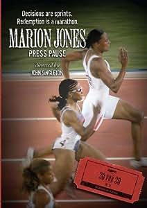 Marion Jones: Press Pause