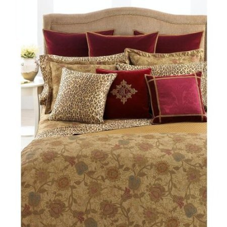 Leopard Sheets King front-1026887