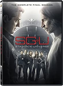 SGU: Stargate Universe - The Complete Final Season