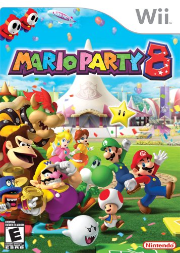 Mario Party 8