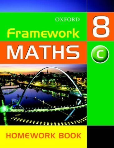 Framework Maths: Y8: Year 8 Support Student's Book: Support Students' Book Year 8 (Framework Maths Ks3) by Capewell, David (2003) Paperback