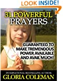 31 Powerful Prayers - Guaranteed To Make Tremendous Power Available and Avail Much! (31 Powerful Prayers Series)