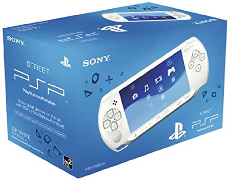 Sony PSP Handheld Console - White