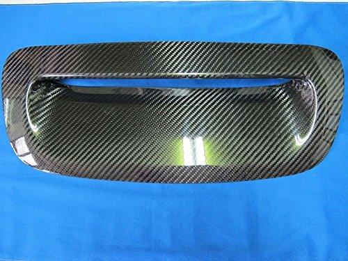 (1) Karbonfaser Kapuze Grill Vent Cover für 2007-2013Mini Cooper R55R56R57R58R59