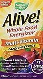 Alive! Whole Food Energizer Multi 90 Vcaps