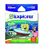 51QgJw6BAsL. SL160  LeapFrog Explorer Learning Game: SpongeBob SquarePants: The Clam Prix (works with LeapPad & Leapster Explorer)