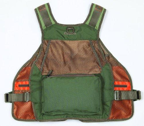 Allen company big horn fishing vest chest pack medium for Fishing vest amazon