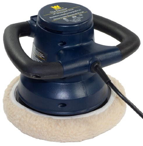 Best Prices! WEN 10PMC 10-Inch Waxer/Polisher in Case with Extra Bonnets