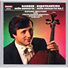 Barber / Shostakovich: Cello Concertos