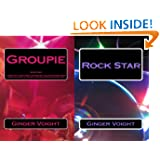Groupie Rock Star Bundle ebook