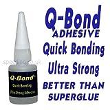 Q Bond Quick Bonding Ultra Strong Adhesive Glue