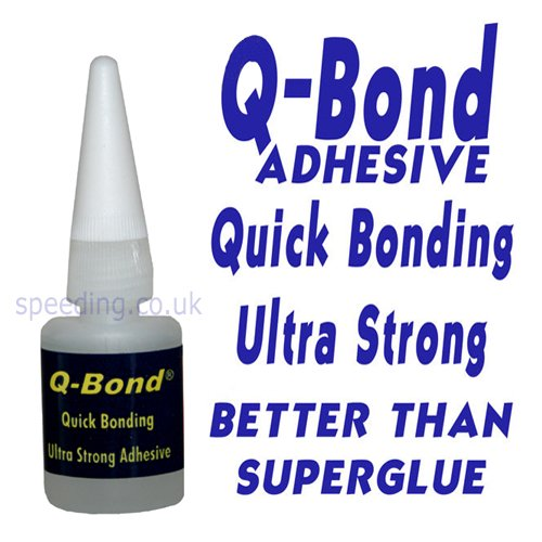 Q Bond Quick Bonding Ultra Strong Adhesive Glue