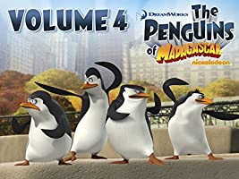 The Penguins of Madagascar Volume 4