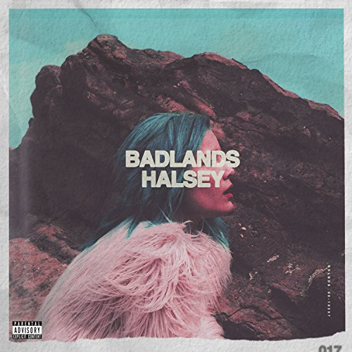 Halsey Badlands album cover
