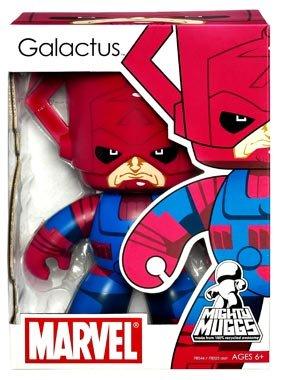 Buy Low Price Hasbro Marvel Mighty Muggs Series 4 Figure Galactus (B001FVUXNC)