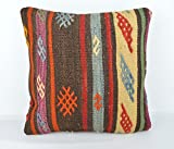 Wool Pillow, KP1061, Kilim Pillow, Decorative Pillows, Designer Pillows, Bohemian Decor, Bohemian Pillow, Accent Pillows, Throw Pillows
