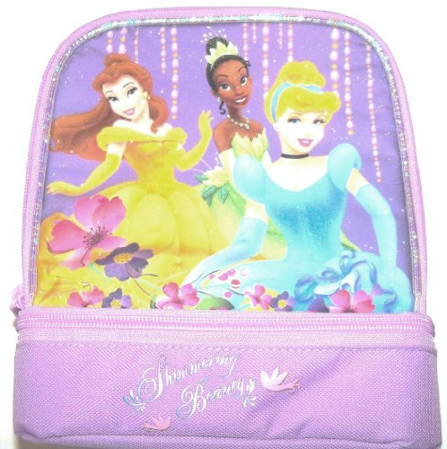 Disney Princess Shimmering Beauty Lunch Bag