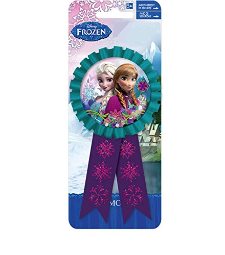 Cheap Disney Frozen Birthday Girl Ribbon