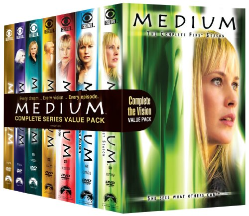 Medium:  Complete Series Pack