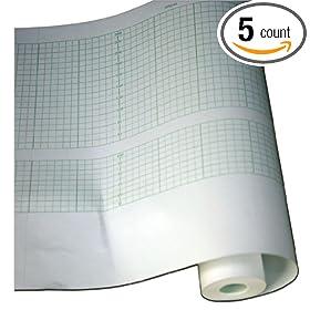 Bionet FC700 Fetal Monitor Paper - 215mm X 15m (5 Rolls