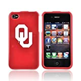 OKLAHOMA SOONERS For NCAA iPhone 4 Hard Case Cover at Amazon.com