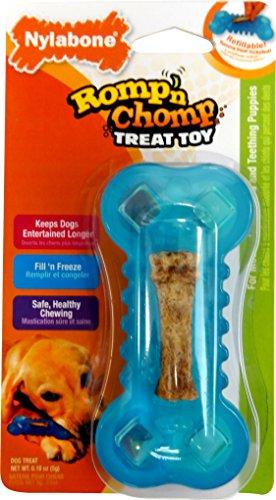 Romp N' Chomp Freezer Bone Treat Toy - Petite
