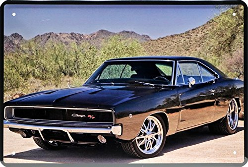 dodge-charger-rt-car-cult-of-america-240-tin-retro-metal-wall-plaque-20-x-30