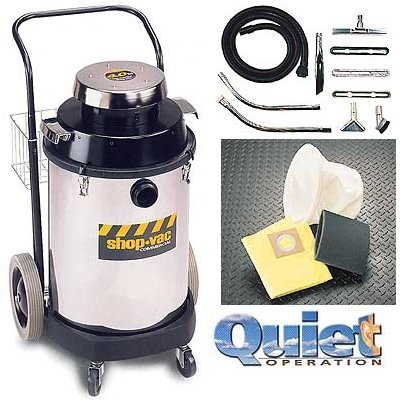Buy Shop Vac Two-stage 4.0 HP Peak; 15 gallon stainless steel tank (Shop Vac Power Tools,Power & Hand Tools, Power Tools, Vacuums & Dust Collectors, Wet-Dry Vacuums)