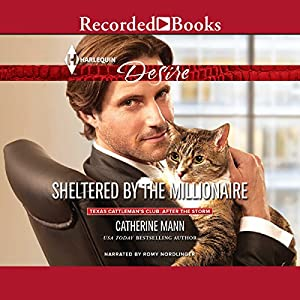Sheltered by the Millionaire Audiobook