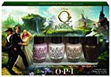 Disney's Oz The Great and Powerful Limited Edition Nail Lacquers by OPI Set