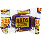 Dad's Wrapped Rootbeer Barrels, 3 LB