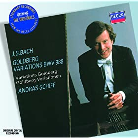 "J.S. Bach: Aria mit 30 Ver�nderungen, BWV 988 ""Goldberg Variations"" - Var. 1 a 1 Clav."
