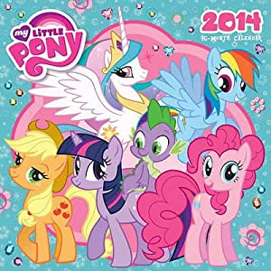 Little Pony - 2014 Calendar: My Little Pony Poster: Posters & Prints