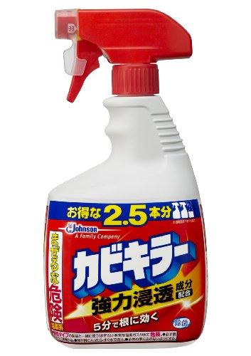 カビキラー特大サイズ 本体 スプレータイプ 1,000g 【カビ取り剤】