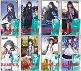 神様のメモ帳 アニメ化記念 ゲーマーズ特典オリジナルしおり全8種