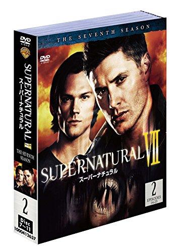 スーパーナチュラル<セブンス> セット2(5枚組) [DVD]