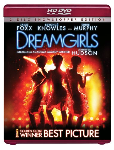Cover art for  Dreamgirls (Two-Disc Showstopper Edition) [HD DVD]