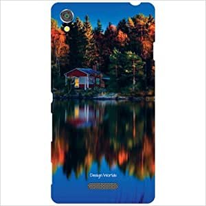 Design Worlds - Sony Xperia T3 D5102 Designer Back Cover Case - Multicolor ...
